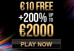 10 euros en bonus gratuit
