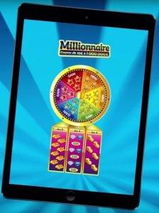 Millionnaire en ligne numérique
