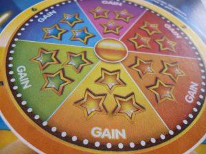 Premier jeu du ticket à gratter Millionnaire