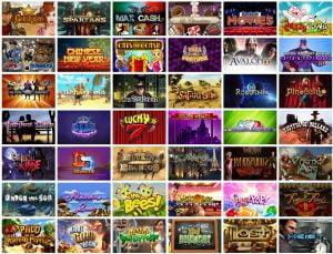 les différents jeux de grattage de OnlineBingoGrattage