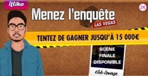 Menez l'enquête Las Vegas