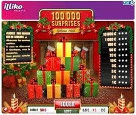 100 000 Surprises