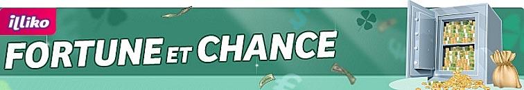 Ancien logo univers Fortune et Chance Illiko