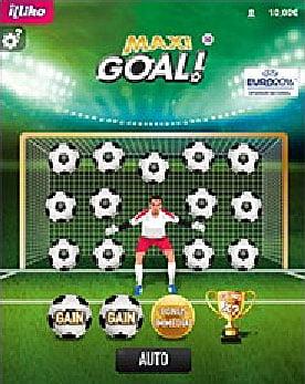 Aperçu du jeu Maxi Goal