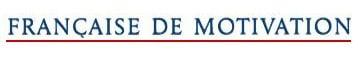 Logo la Française de motivation