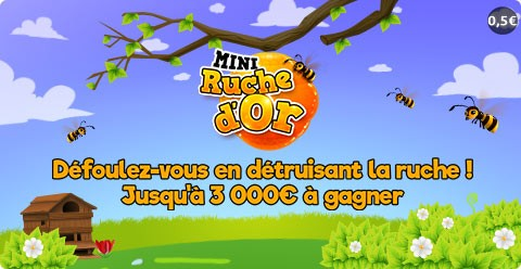 Image de présentation du jeu Illiko Mini Ruche d'Or