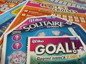 Les jeux de grattage les plus rentables - Comparatif et Classement