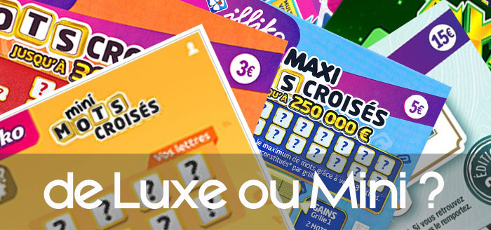 jeu de Luxe ou version Mini