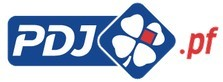 Nouveau logo de pacifique des jeux