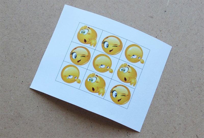 imprimer les cartes a gratter de son choix