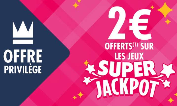 Les offres privilèges Illiko pour jouer au Super Jackpot