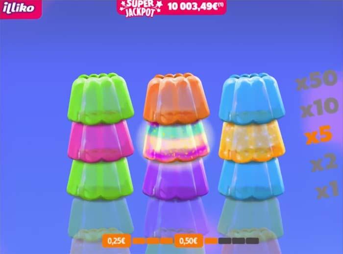 A quoi ressemble le jeu Yummy Stack