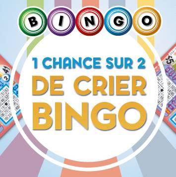 promotion du jeu Bingo par la loterie nationale