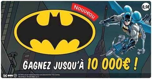 Présentation du jeu Batman par la FDJ