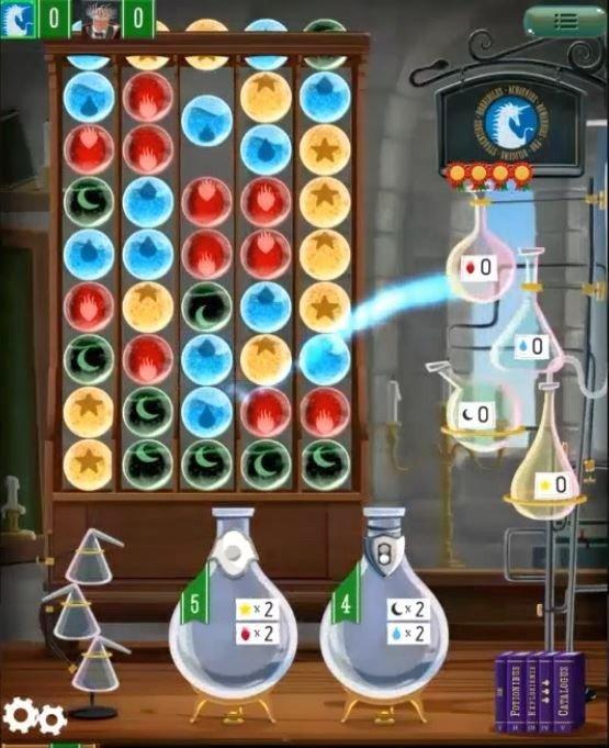 Asmodee le jeu Potion Explosion