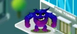 Le monstre du jeu Monster Win
