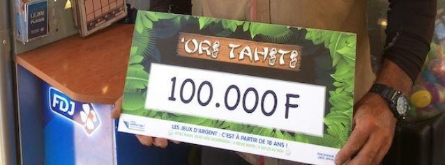 Gagnant au jeu PDJ Ori Tahiti