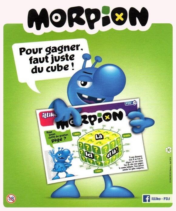 Présentation humoristique du jeu Morpion