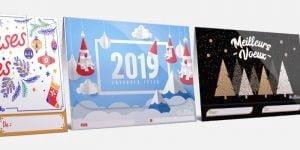 Les pochettes cadeaux 2018 FDJ