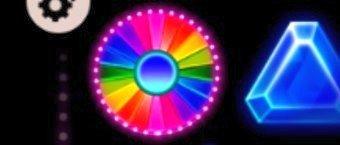 Le symbole de la roue magique