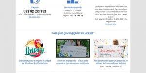 The Lotter accueil en français