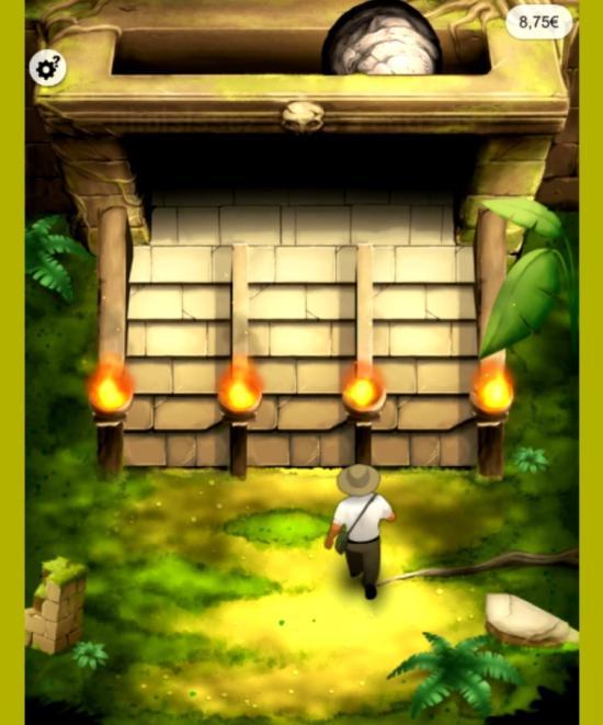 choisir la bonne entrée du temple