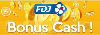 Bonus de jeux FDJ gratuits