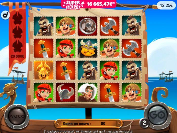 Le jeu Illiko FDJ Vikings Story