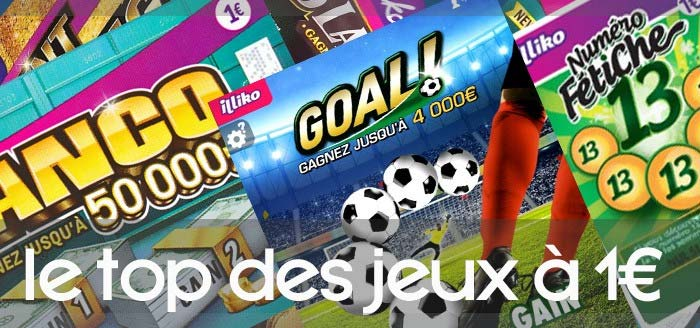 Comparatif des jeux à 1 euro