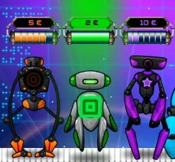 Victoire sur le jeu Le Retour des Robots