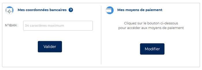 Choisir PayPal en mode de paiement