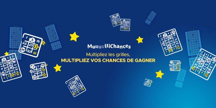 Plus de chances avec pack MultiChances
