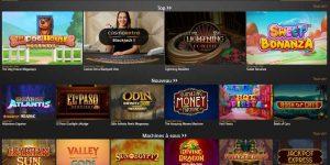 20 parties gratuites offertes sur CasinoExtra